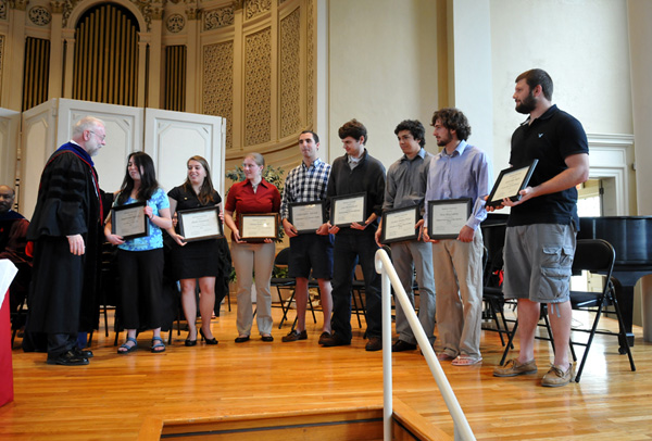 Fulbright Award Winners
