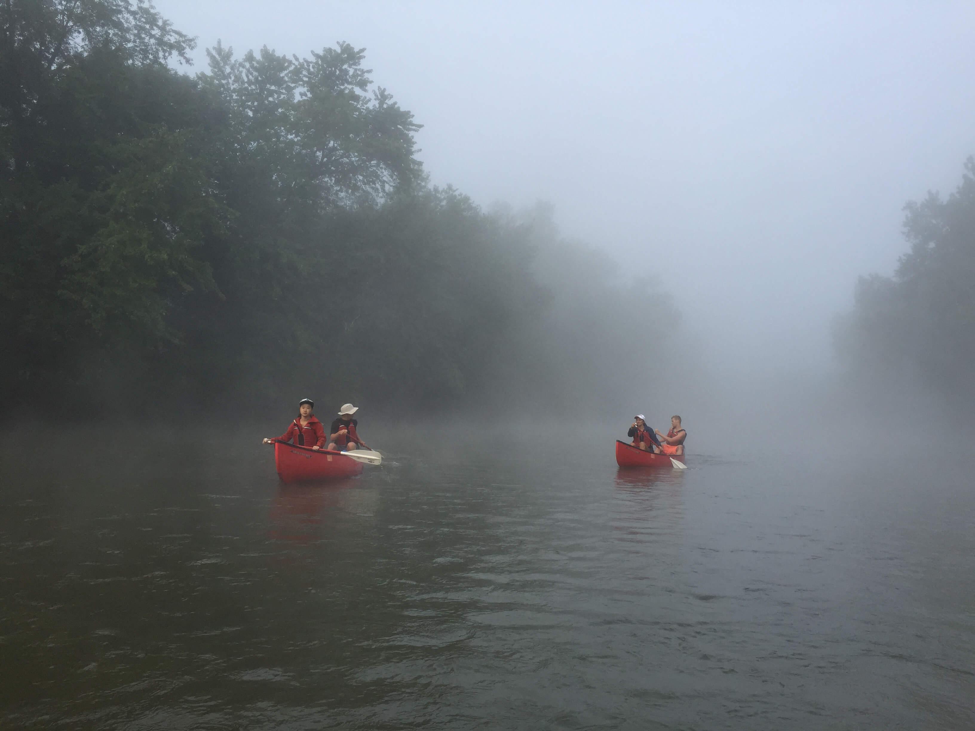 Denison Canoeing Orientation (DCO)
