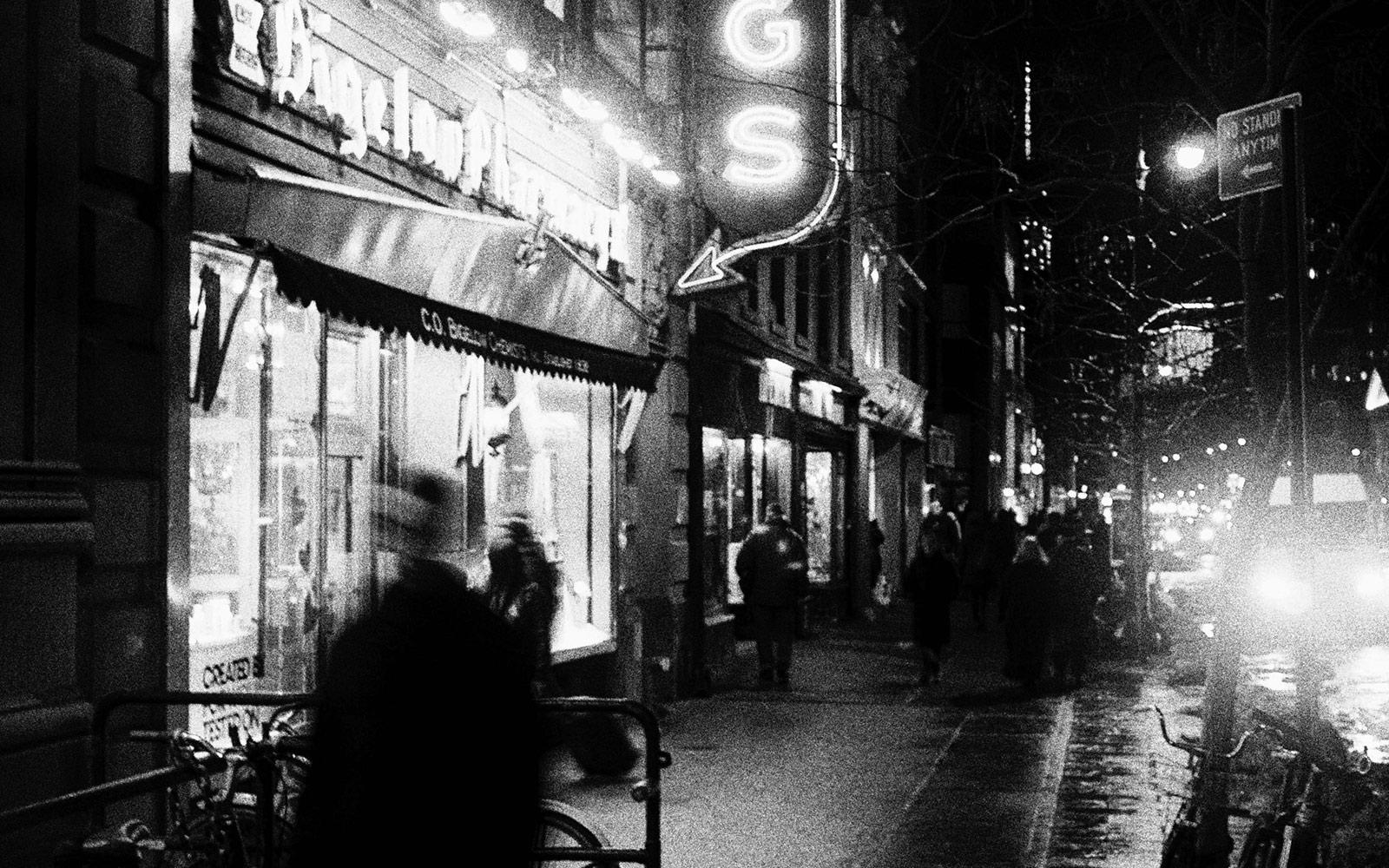 Sixth Avenue in Greenwich Village, 2014