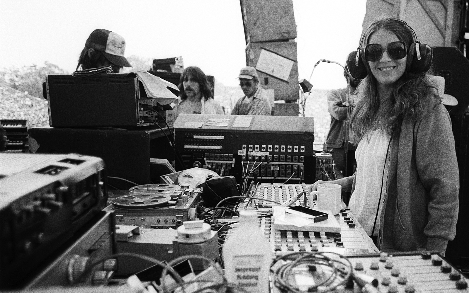 """Betty Cantor-Jackson is the woman behind """"the Betty Boards,"""" some of the Grateful Dead's most beloved recordings. When the boards were lost at auction, Denisonians stepped in to get them back to the band and in the hands of die-hard Deadhea…"""