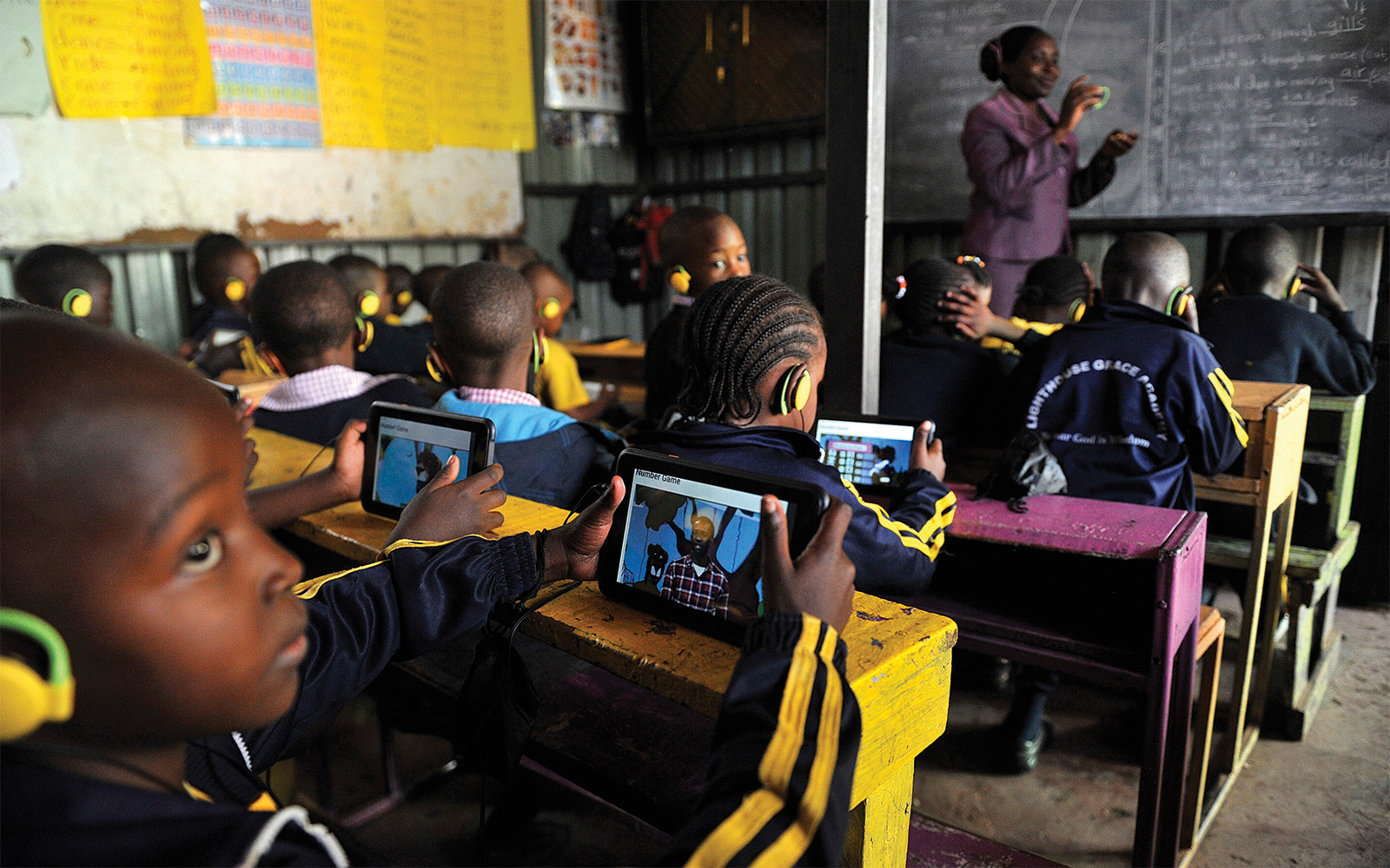A Kenyan startup called BRCK, a technology company that offers low-cost internet connectivity, has partnered with schools to give students access to technology in the classroom. Altman says that BRCK is a startup worth watching.