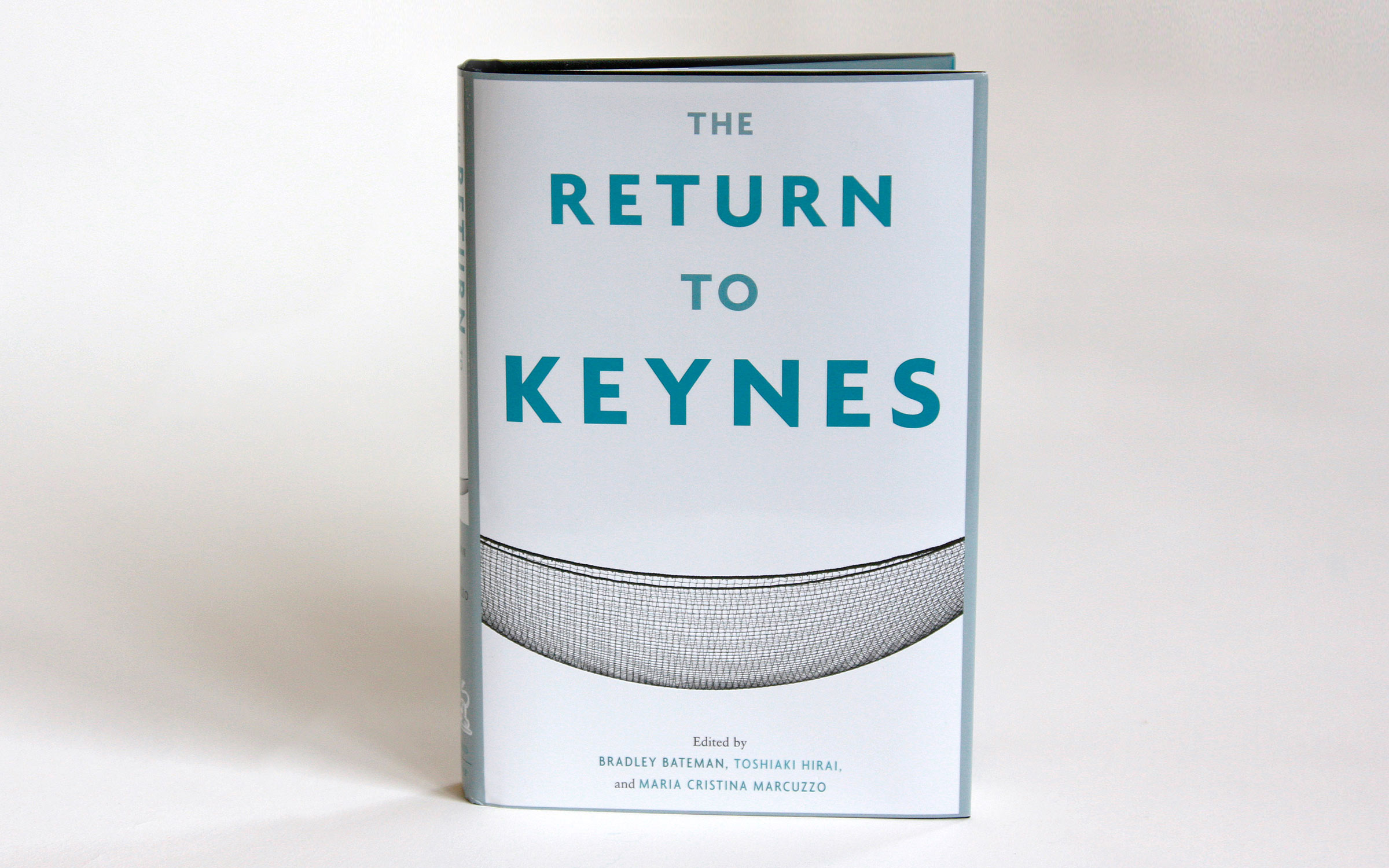 Bateman's latest book (Harvard University Press, 2010) argues that Keynes is back in vogue among politicians and economists—whether we like it or not.