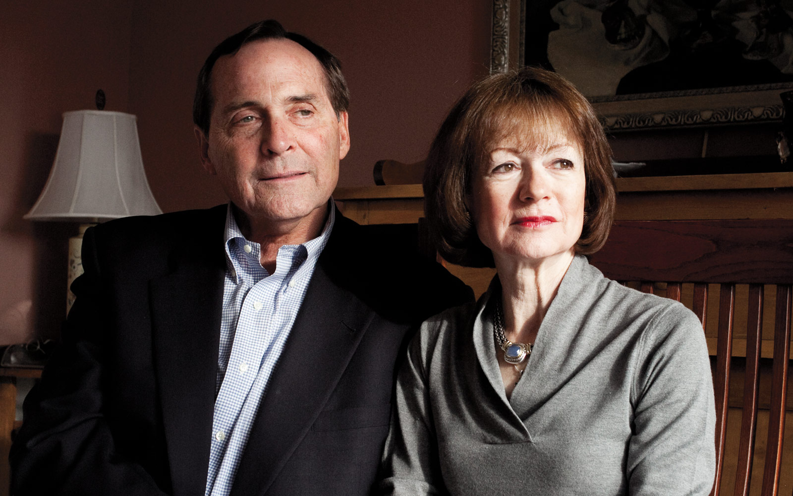 Jim and Nancy Petro have dedicated themselves to freeing innocent men and women from prison.