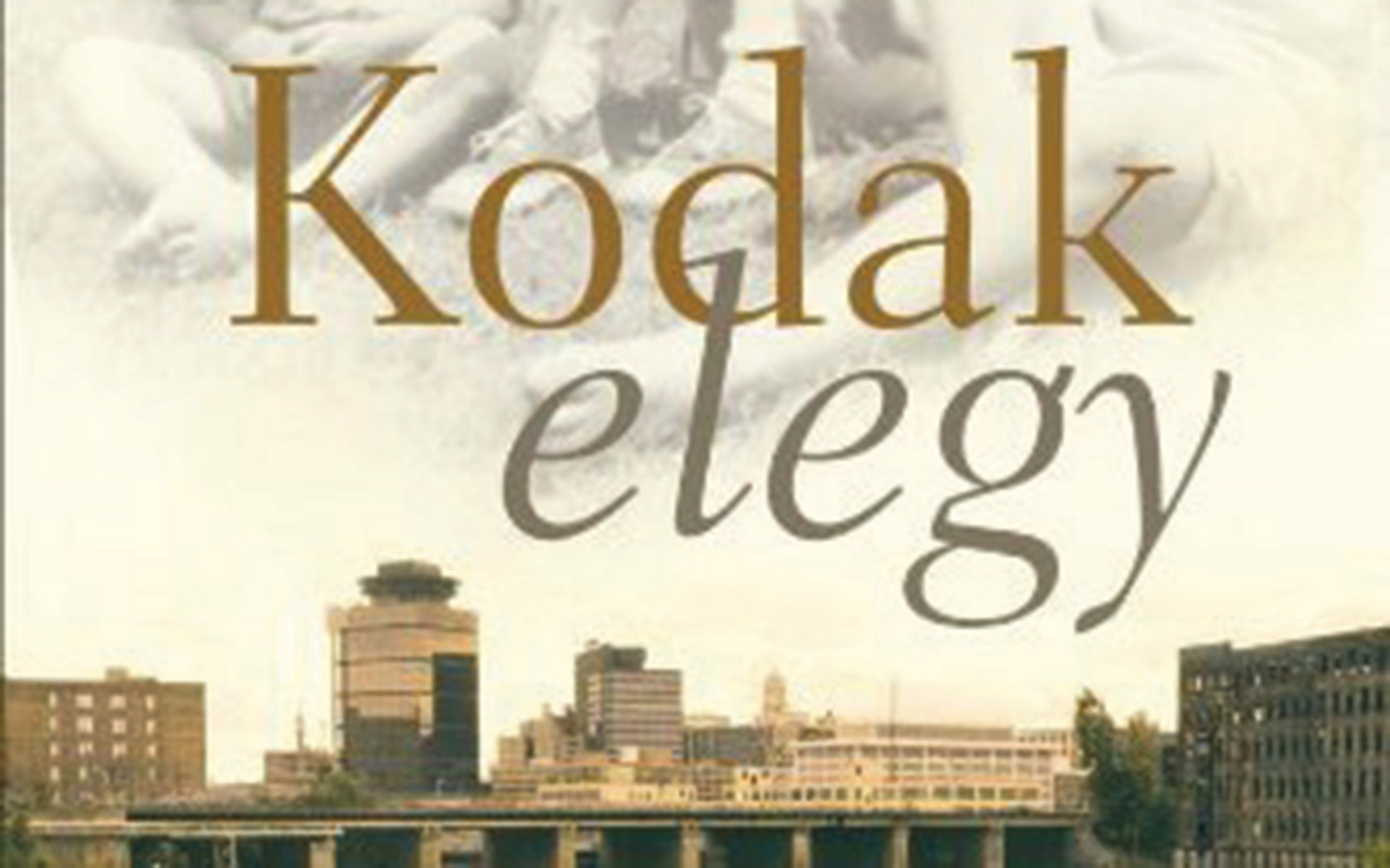 About the book: Kodak Elegy documents Decker's coming-of-age story and the ways in which he confronted a complex world beyond his home in the Rochester, N.Y., suburbs.