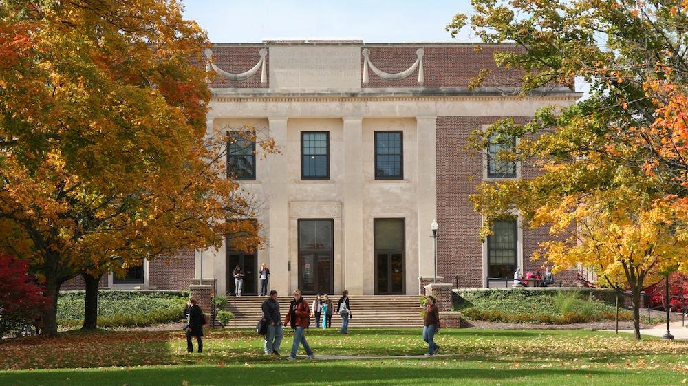 William Howard Doane Library