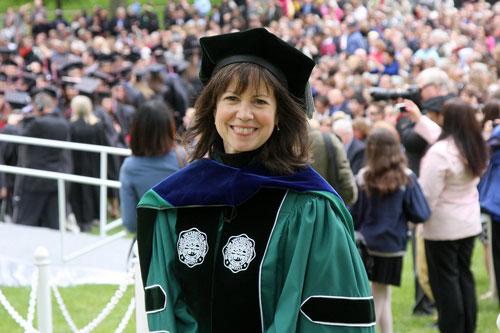 Laurel Kennedy, Vice President for Student Development