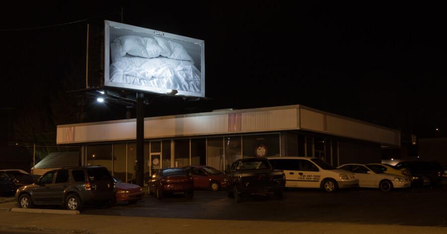billboard in the city2
