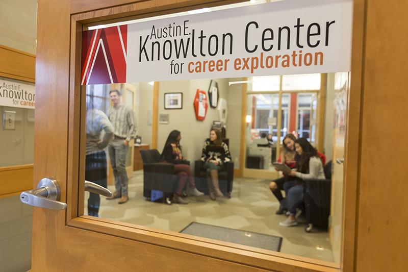 Knowlton Career Center