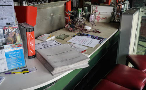 notbooks-on-counter