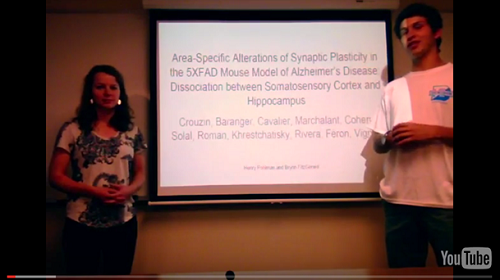 students giving presentation2