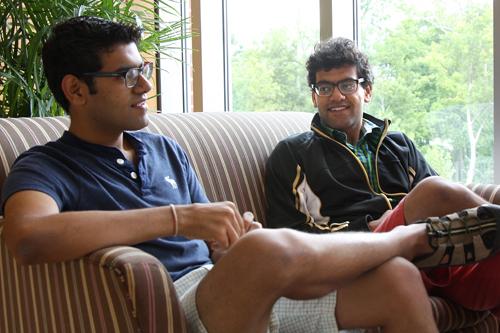 Rohin and Raghav Daswani