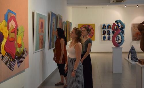 denison students in Sri Lanka4