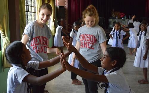 denison students in Sri Lanka2