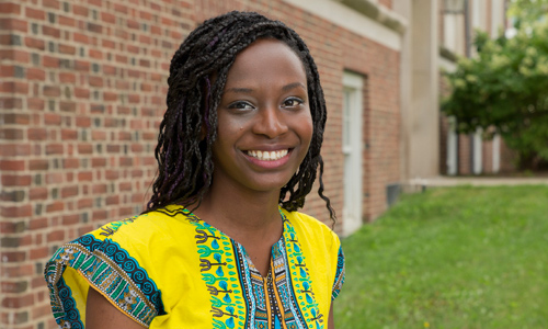 Frances Osei-Bonsu '15