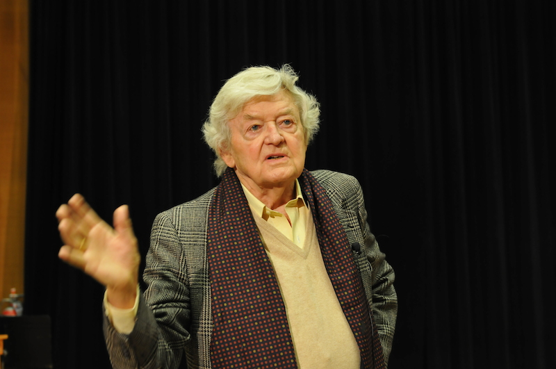 Hal Holbrook 48 shares stories about his time on the Hill at Denison in 2012
