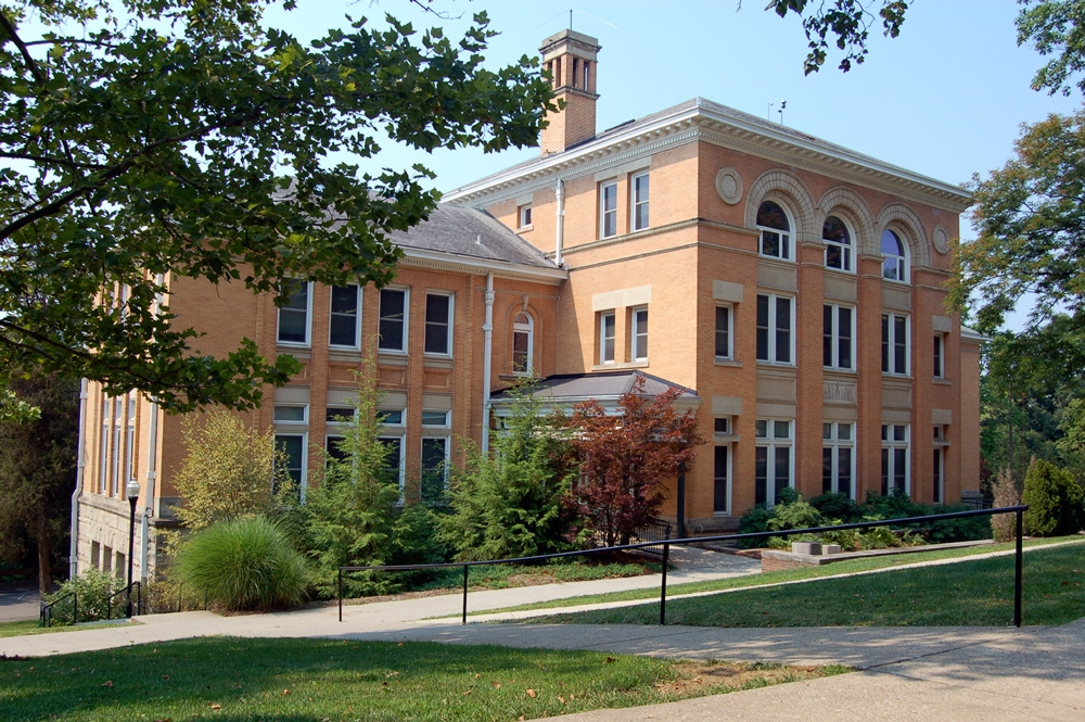 Barney Memorial Hall