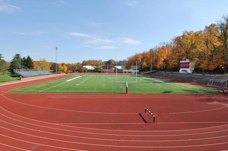 deeds field - piper stadium | campus map