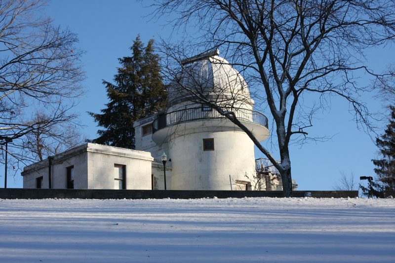 Swasey Observatory Image 2