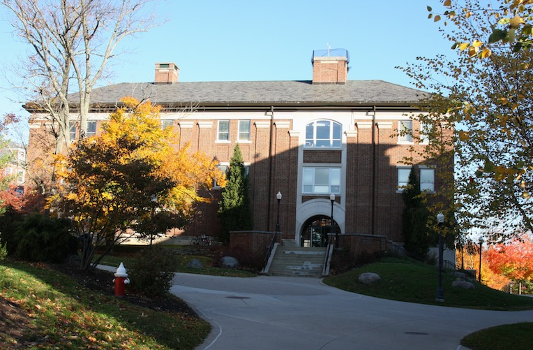F.W. Olin Science Hall Building Image
