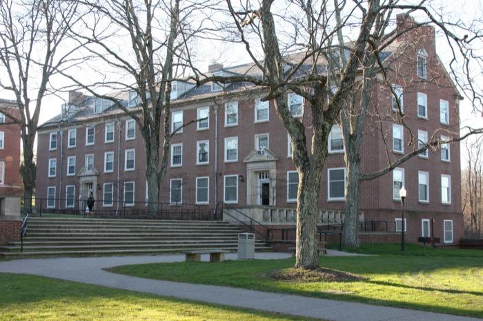 Shaw Hall Campus Map