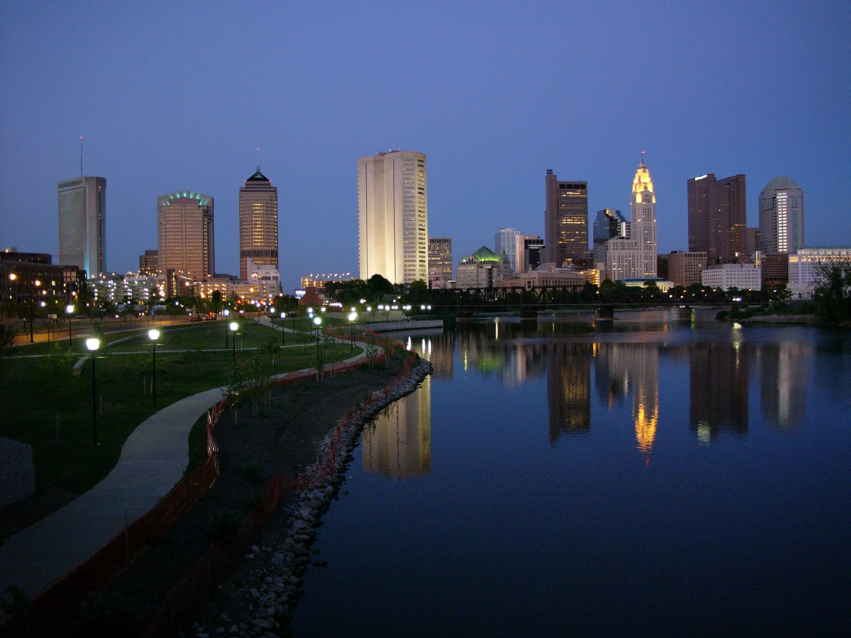 Columbus, Ohio (Photo courtesy of Office of Tourism Ohio)