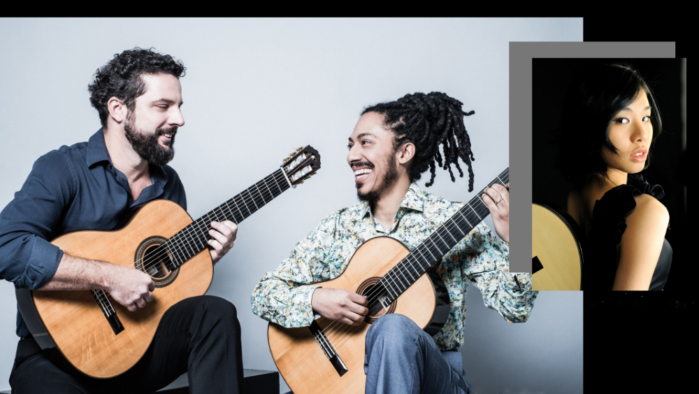 Brasil Guitar Duo with JIJI