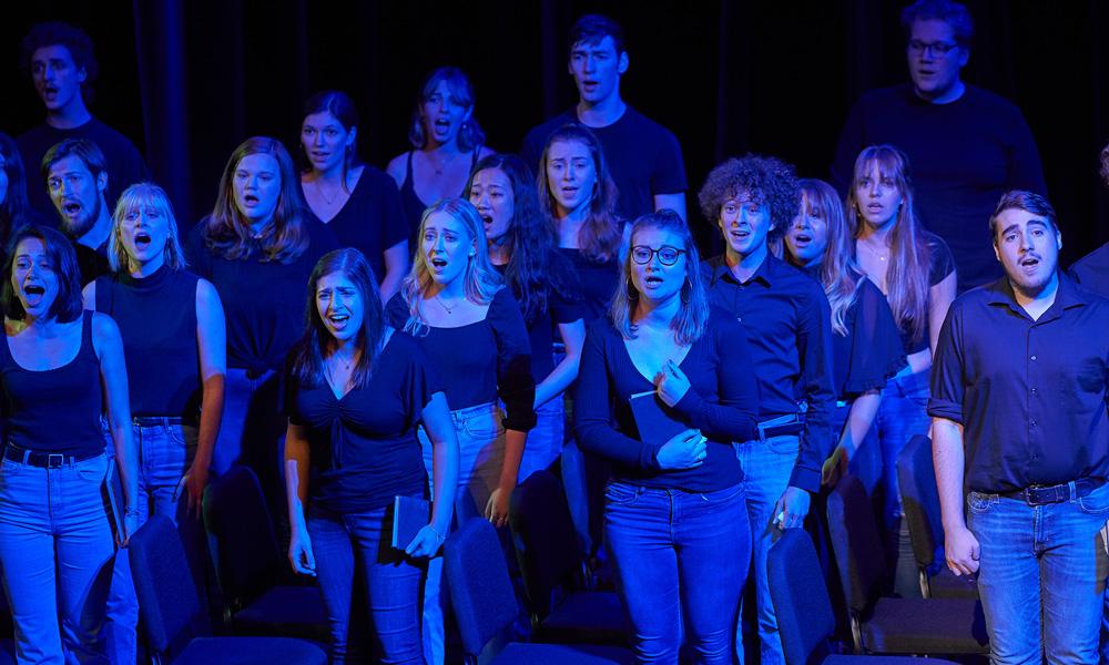 Singer's Theatre Workshop performance