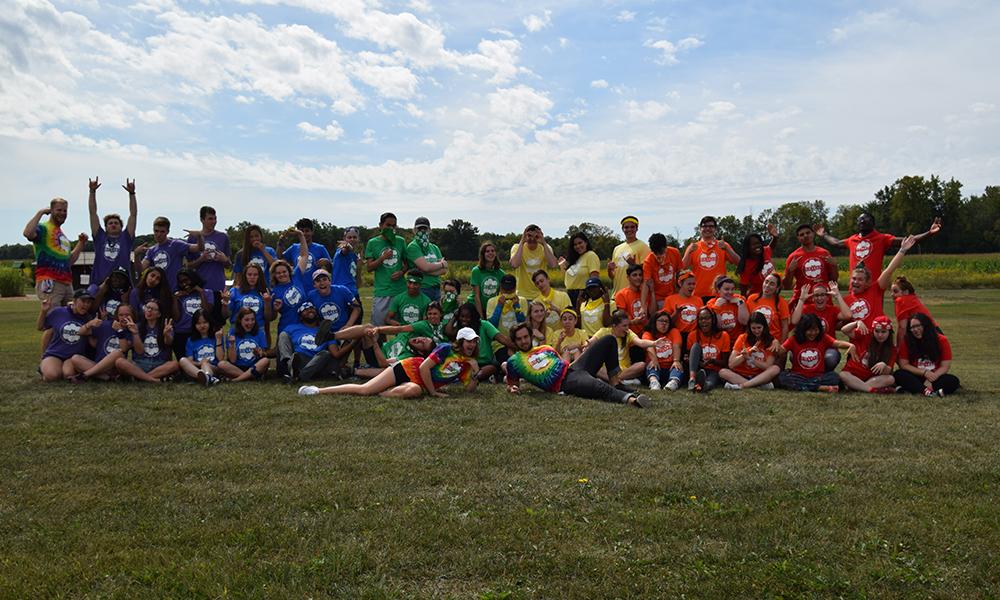 DU Lead group photo