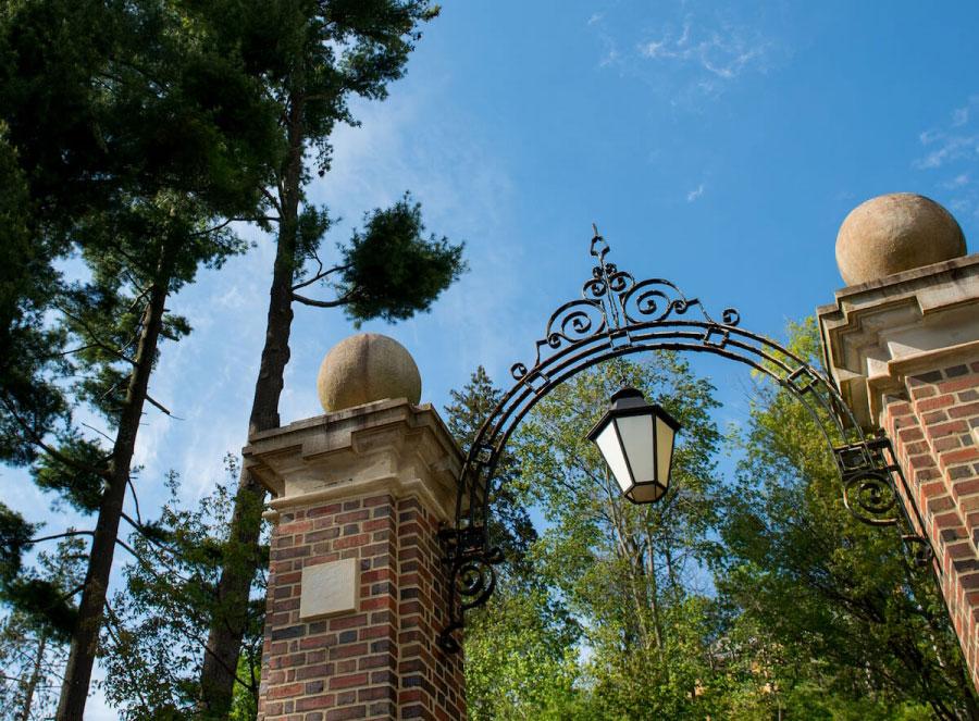 Denison University Entrance