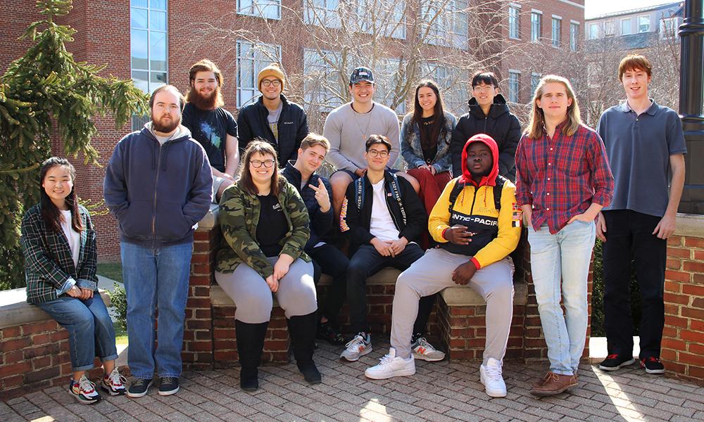 Class of 2020 Physics Majors