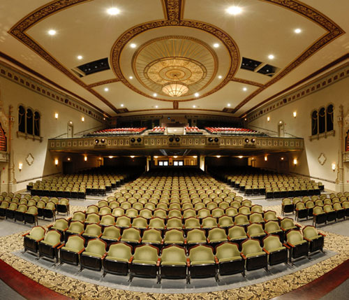 The Midland Theatre (Photo courtesy of the Licking County Convention and Visitors Bureau)