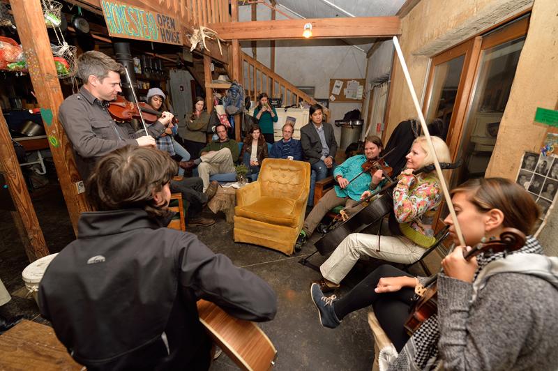 Ensemble-in-Residence ETHEL