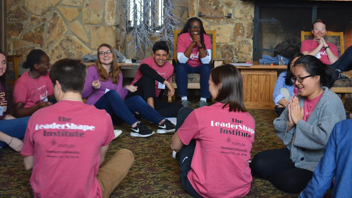 LeaderShape leadership group