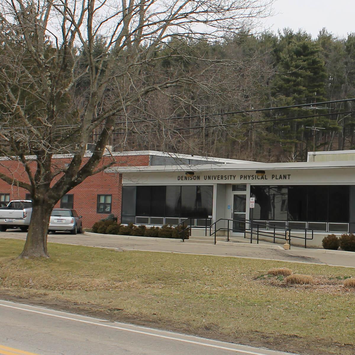 facilities services building
