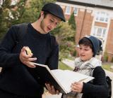 Students & notebook-Olin