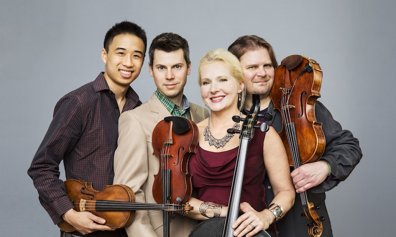 Denison's ensemble-in-residence, ETHEL