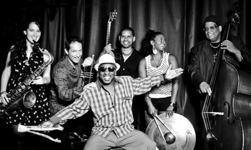 Image of Gabriel Alegría and the Afro-Peruvian Sextet