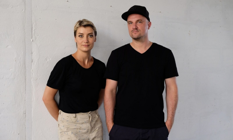 German artists Christian and Anne Manss