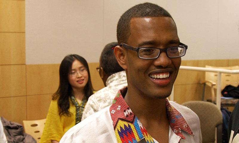 Abdi Ali '13