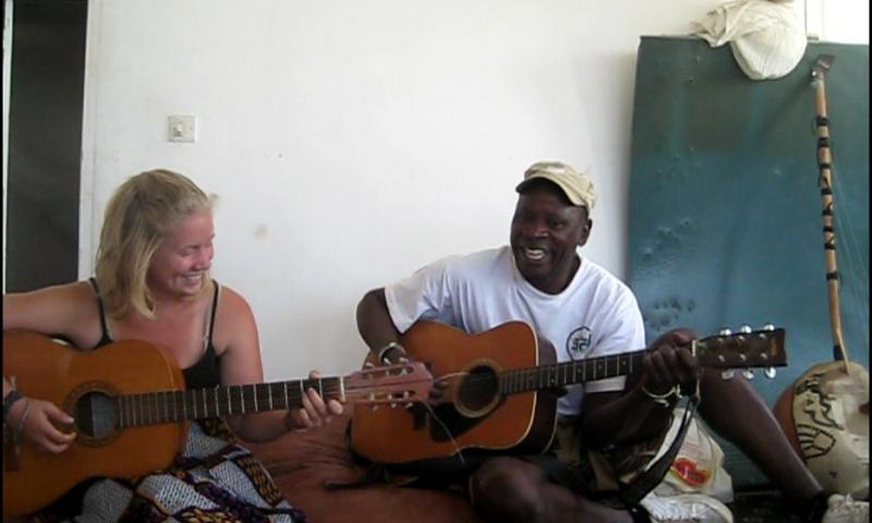 Alexa Dorris Senegal