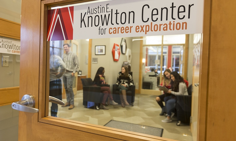 Knowlton Career Center
