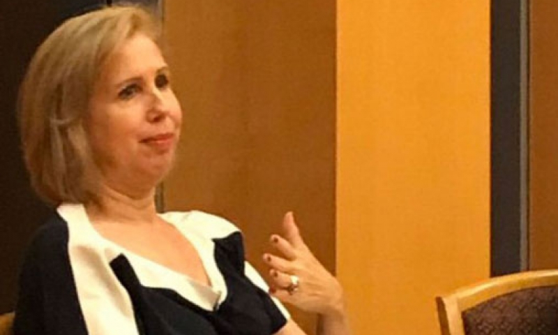 Nancy Gibbs, former editor of Time Magazine