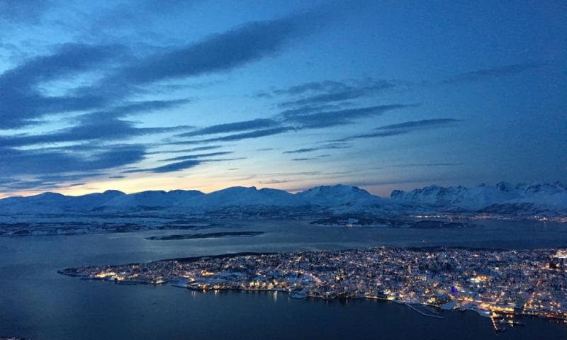 Landscape of Norway