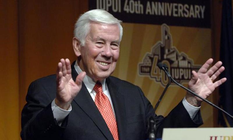 Former Sen. Lugar
