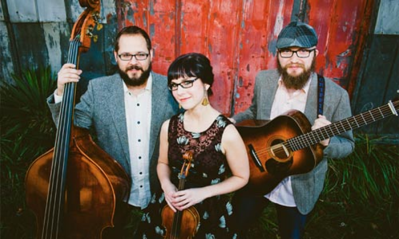 Photo of The April Verch Band