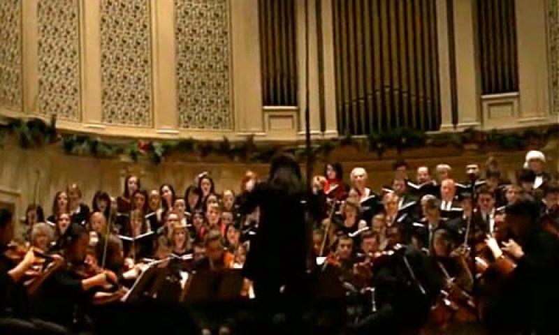 Denison University's Concert Choir