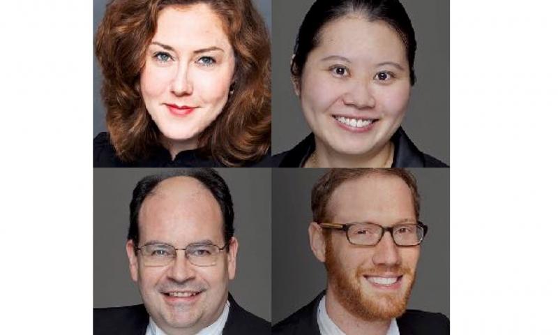 TUTTI Performers: Columbus Symphony String Quartet
