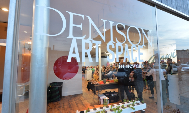 Denison Art Space in Newark