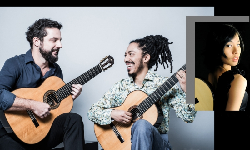 Image for Vail Series presents Brasil Guitar Duo with JIJI (131168)