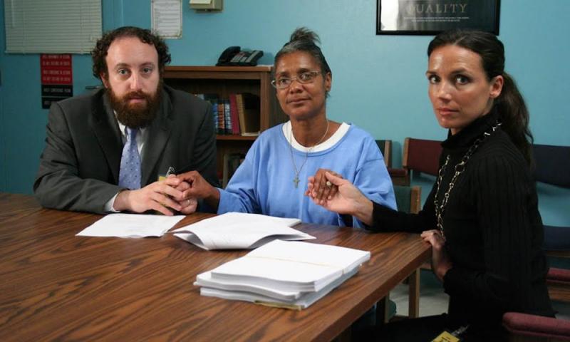 Nadia Costa, Joshua Safran and Debbie Peagler